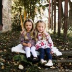 A Letter to My Girls On Their 1st Day of Kindergarten