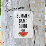 2018 Madison Area Summer Camp Guide