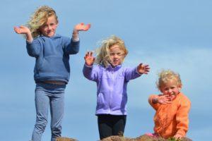 blonde-hair-children-enjoyment-234544