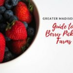 Greater Madison Area Guide to Berry Farms | Pick Your Own Berries