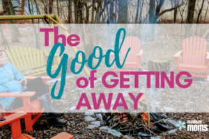 Good of Getting Away Graphic