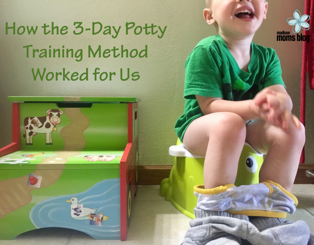 How the 3-Day Potty Training Method Worked for Us