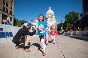 IronKids, Madison Capitol Square September 12, 2015  IronKids Fun Run