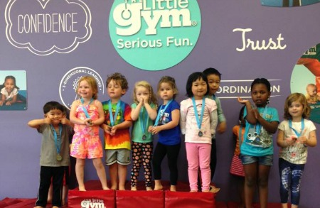 Named Best Gym Party By Parents Magazine An Awesome Birthday Bash At The Little Gives Your Kid And Their Friends Full Run Of Facility