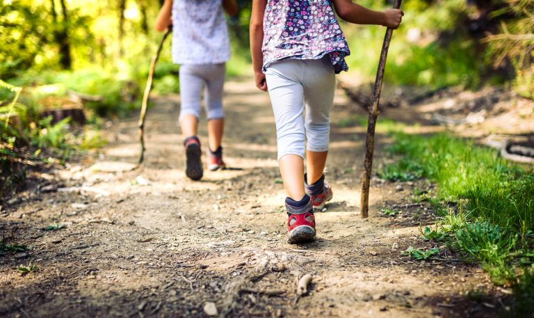 Social Distancing on the Hiking Trail: Staying Safe Outdoors During the Coronavirus Pandemic