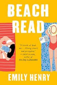 """book cover """"Beach Read"""""""