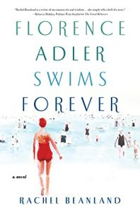 """book cover """"Florence Adler Swims Forever"""""""