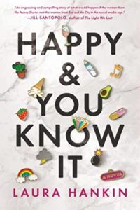 """book cover """"Happy and You Know It"""""""