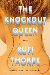 """book cover """"The Knockout Queen"""""""