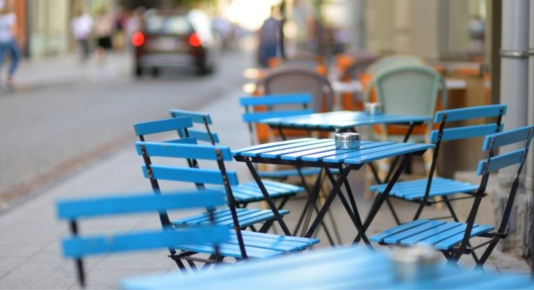 Dining Outside in Madison, WI | Summer of 2020
