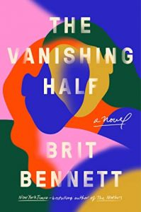 "book cover ""The Vanishing Half"""