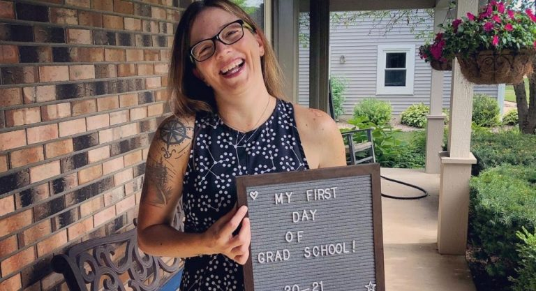 The Painful Adjustment to Mom Going Back to School