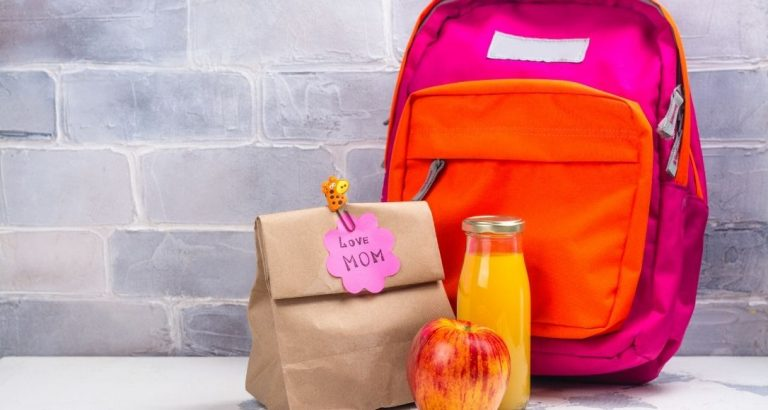 How to do School Lunches While Home | 4 Tips from a Nutritionist