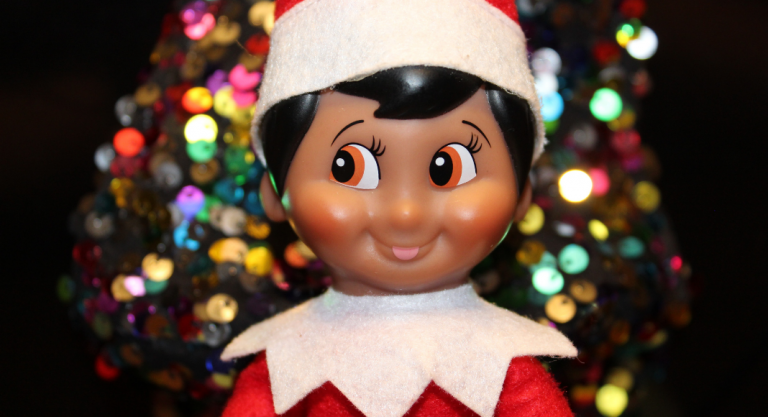 We Love our Elf on the Shelf | 40 Creative (but easy) Ideas for Your Elf